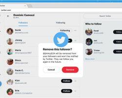 Twitter'dan Takipçi Çıkarma Özelliği Duyuruldu