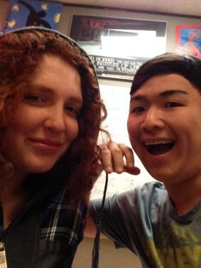Colin and Clare