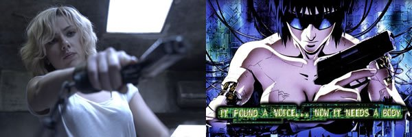 Hollywood's live-action Ghost in the Shell movie to begin filming Early 2016 according to Scarlett Johansson