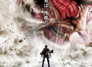 """New Poster Visual for """"Attack on Titan"""" Live-Action Films Revealed"""