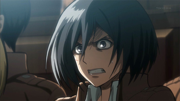 Who is the Scariest Female Anime Character When She Gets Angry?