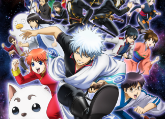 Gintama anime entering the critically acclaimed Assassination Arc this December