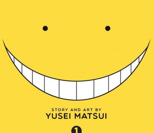 Assassination Classroom manga is ending in 5 chapters