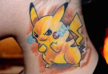 30 Awesome Pokemon Tattoos to Help You Catch 'Em A