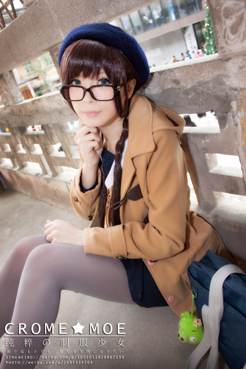 Male teacher in China cosplays as female characters, gets discovered by his own student