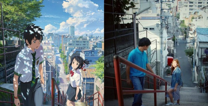 LOOK: This Filipino couple went to Japan and recreated popular anime scenes