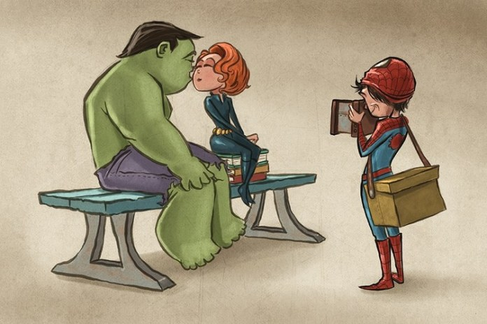 Artist Infused Disney Princesses With Marvel/DC Characters And Results Are Brilliant
