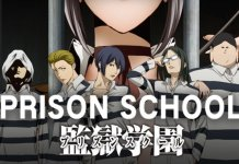 Prison School manga is ending on Christmas day
