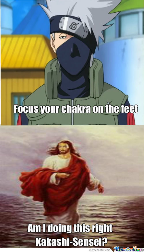 Best Naruto Memes Ever!