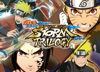 Naruto Shippuden: Ultimate Ninja Storm Trilogy confirmed for Switch
