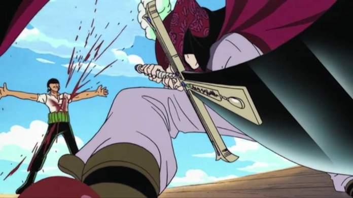 Real Power of Roronoa Zoro's Left Eye!