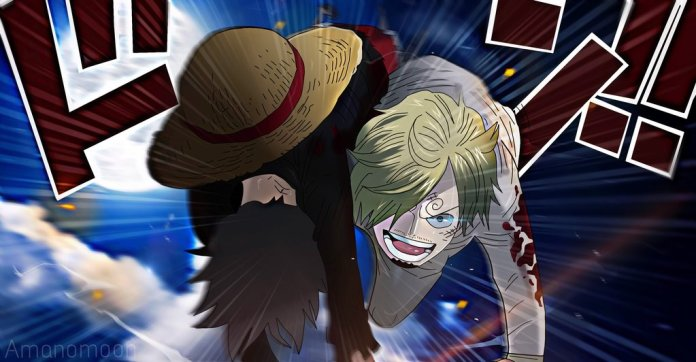 WCI Arc: Luffy's progressions compared to Gol D. Roger