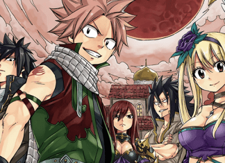 Fairy Tail Creator Reveals New Characters Of His New Manga Series.