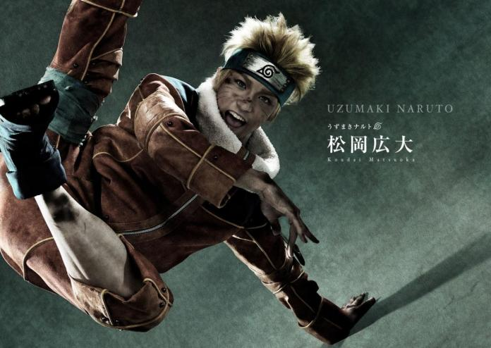 New 'Naruto' Live-Action Play Casts Naruto, Sasuke