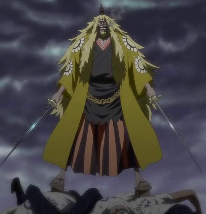 WHO DID MIHAWK BEAT TO BECOME THE GREATEST SWORDSMEN?