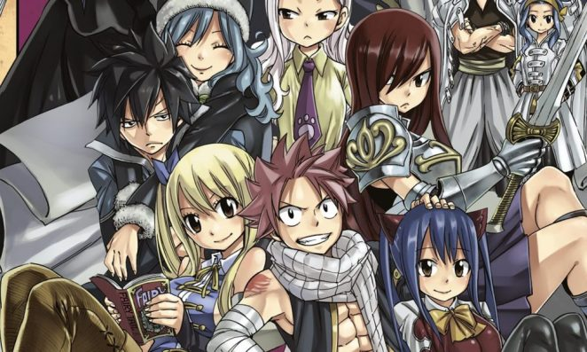 'Fairy Tail' Creator's New Series Eden's Zero & Reveals Main Character
