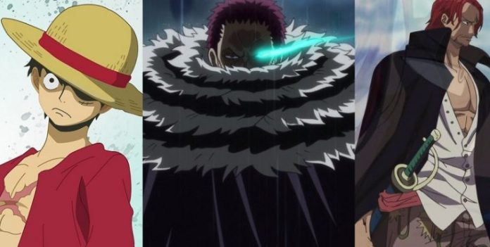 All 9 Types Of Haki In One Piece