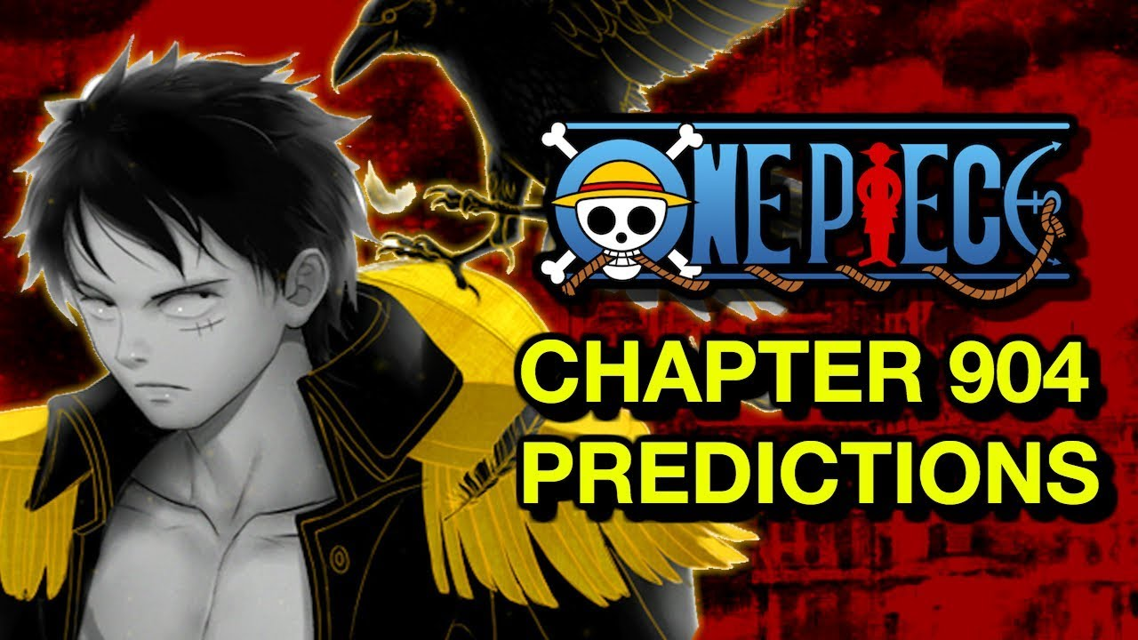 One Piece Chapter 904 Predictions: More New Bounties and ...