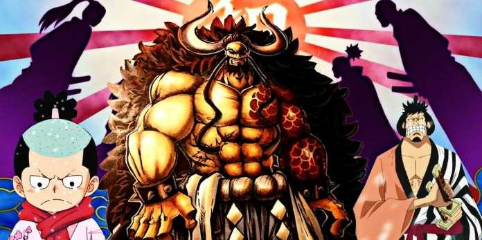 One Piece 906 Spoiler「ワンピース ネタバレ」 第906話