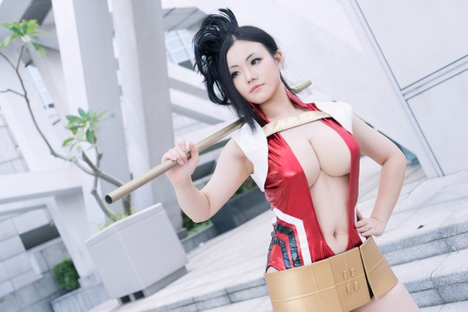 These Cosplayers Totally Pulled Off Your Favourite Female MHA Characters