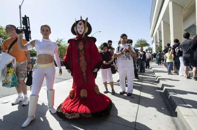 20 Times Fans Succeeded In Cosplaying Star Wars Characters That Are Deemed Impossible To Copy