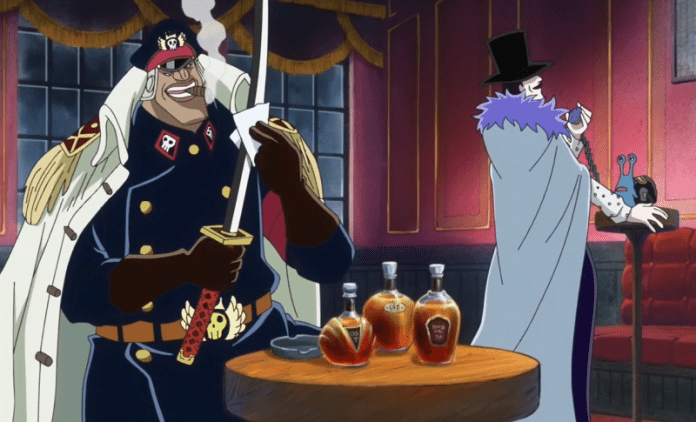 8 One Piece Characters Who Were Both Pirates And Marines