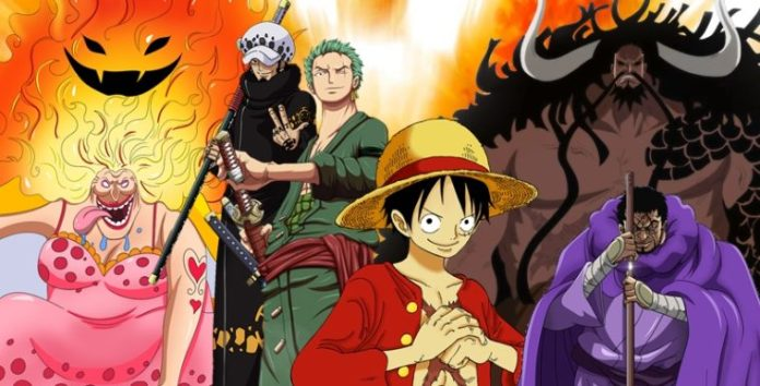 That's why Wano Arc is going to be Marineford 2.0