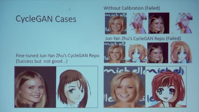 Using A.I. To Turn Real People Into Anime Art