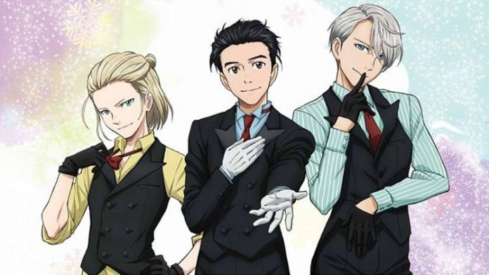 Yuri On Ice Is Coming Back With Season 2 and Movie Release Dates