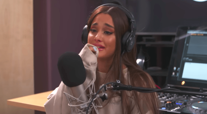 Ariana Grande's New Anime-Inspired Tattoo Is Her Biggest One Yet