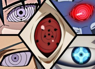 King's Eye – 10 Anime Series Featuring Eye Powers