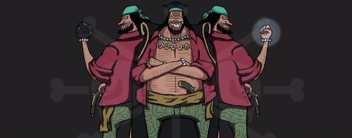 Blackbeard's Multiple Devil Fruits: Cerberus Theory