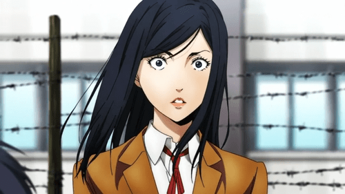 mari from prison school