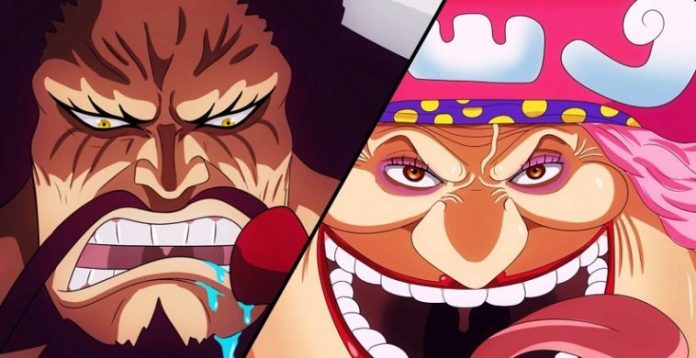 Oda has planned Kaido and Big Mom to come crashing down on the Straw Hats at the same time
