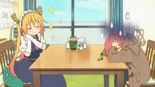 anime series like miss kobayashis dragon maid