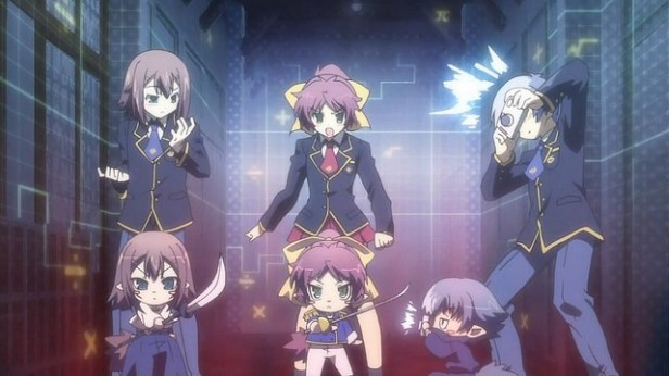 baka and test anime