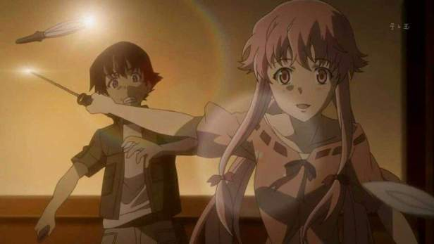 murdery yuno from future diary