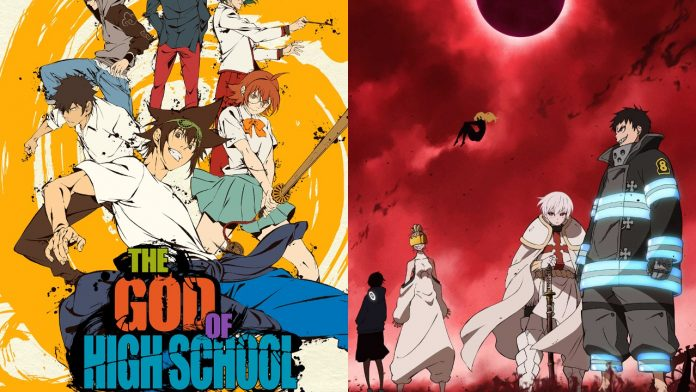 2020 Summer Anime