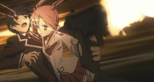 aria of the scarlet ammo anime