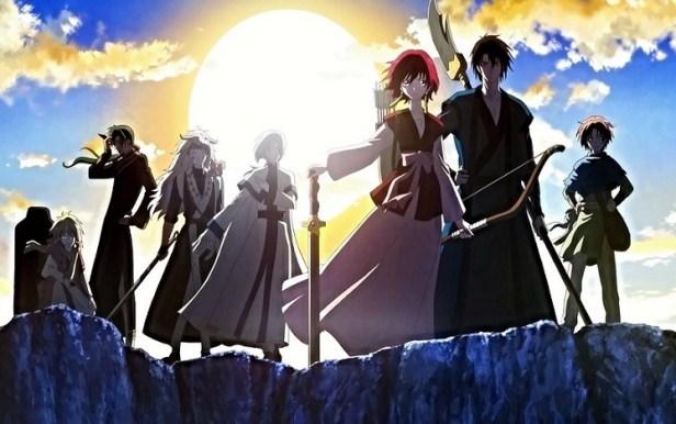yona of the dawn anime