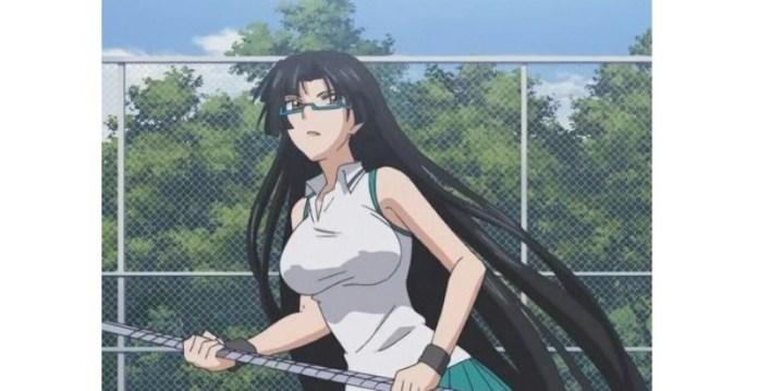 Tsubaki Shinra Highschool DxD, Highschool DxD sexy charecters list, hot Highschool DxD girls