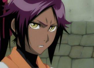 yoruichi shihouin angry
