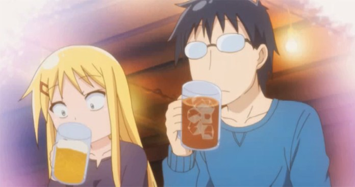 I Can't Understand What My Husband Is Saying Short Anime Series Screenshot