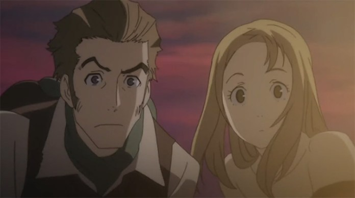 Isaac and Miria from Baccano! anime