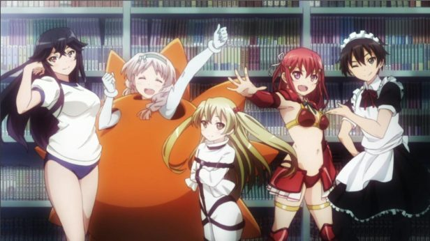 When Supernatural Battles Became Commonplace anime