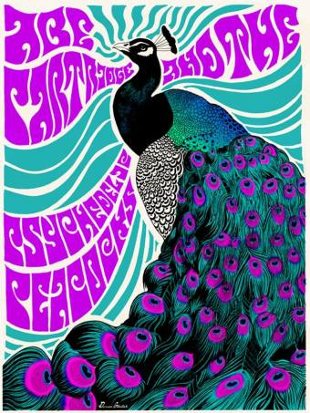 abe-partridge-and-the-psychedelic-peacocks-poster-art
