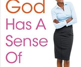 God has a sense of humor by Ebi Akpeti