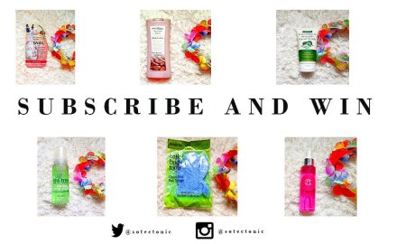 Chaurme beauty products
