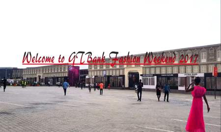 GT Bank Fashion Weekend