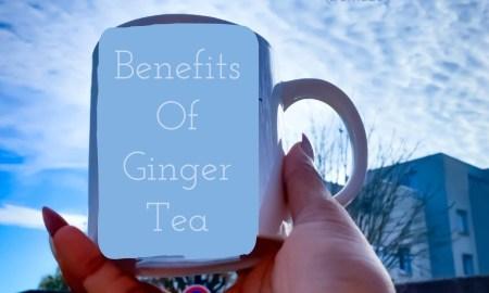 benefits f gnger tea